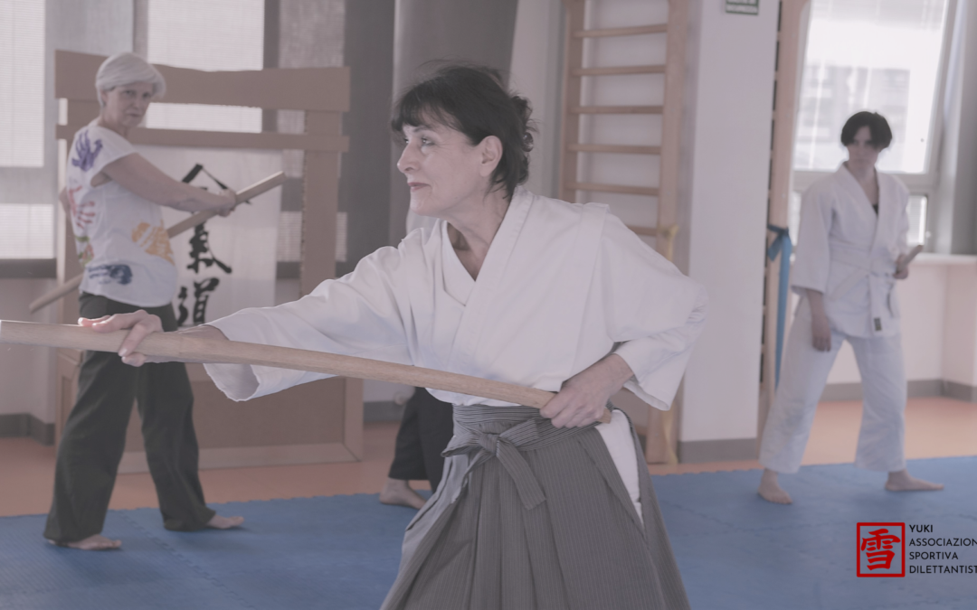 Aikido Female Touch
