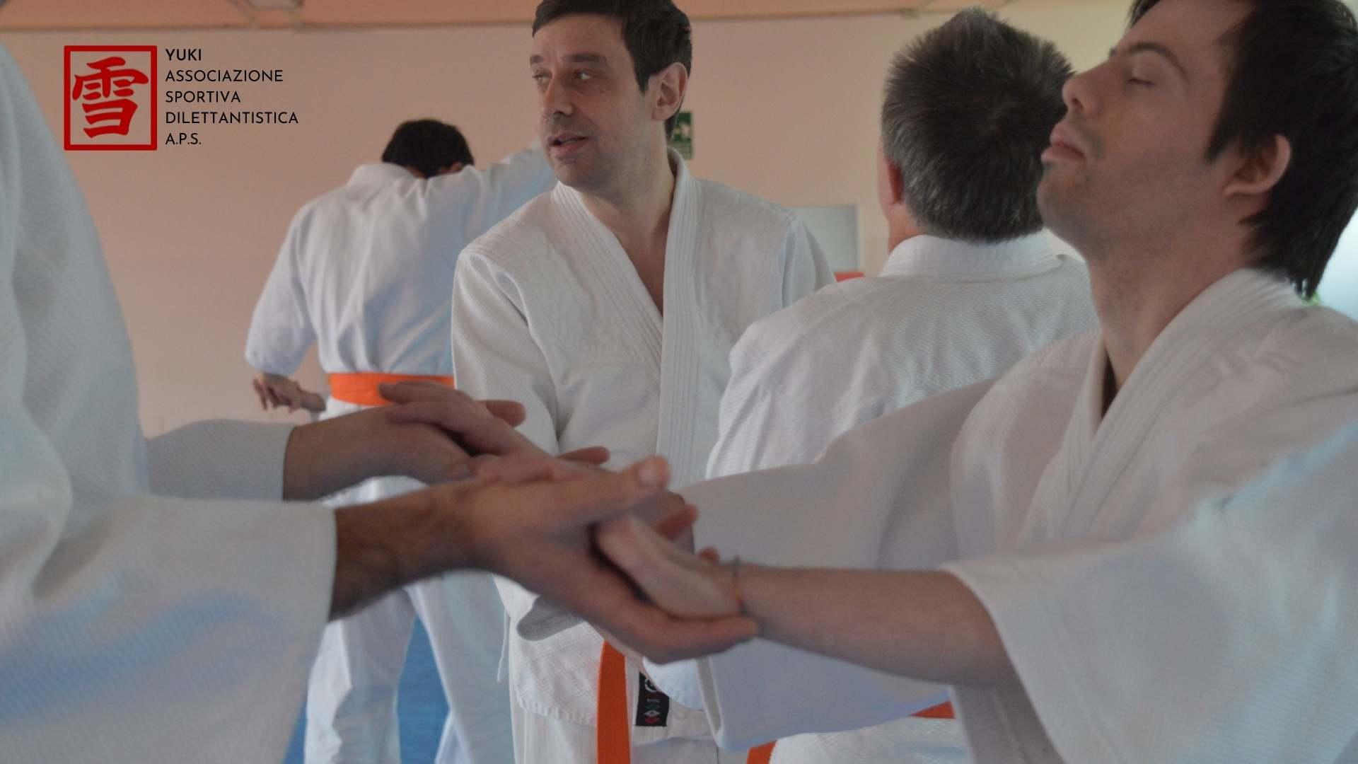 Aikido e disabilità