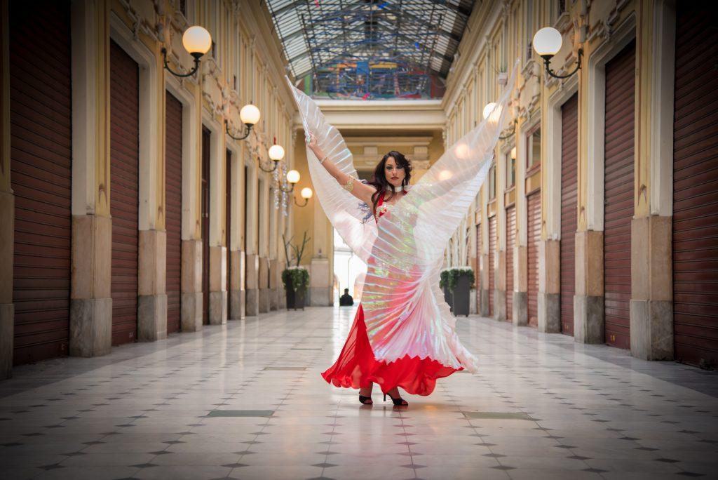 Danza Orientale Torino DAnza del Vantre Torino Stefania Fabrizio